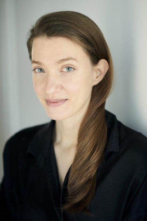 Maria Karpińska (fot. Jędrzej Sokołowski)