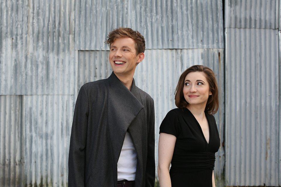 Lutosławski Piano Duo, fot. Agata Grzybowska