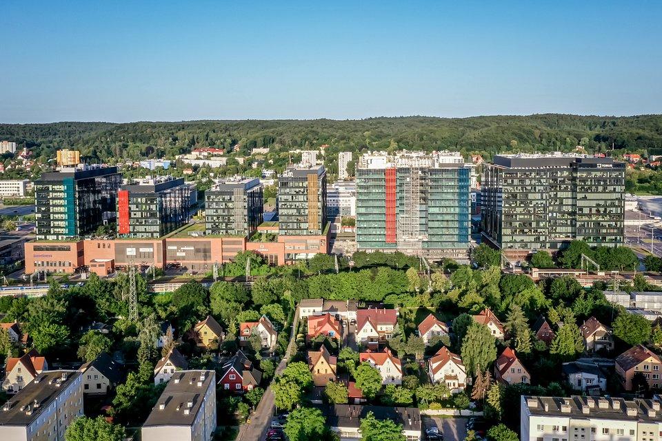 Kompleks Alchemia w Gdańsku (fot. mat. Torus)