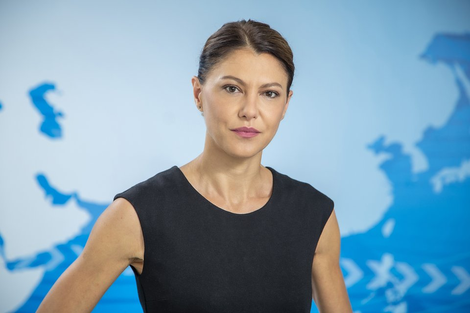 Sylwia Pyśkiewicz, CEO Iron Mountain Polska