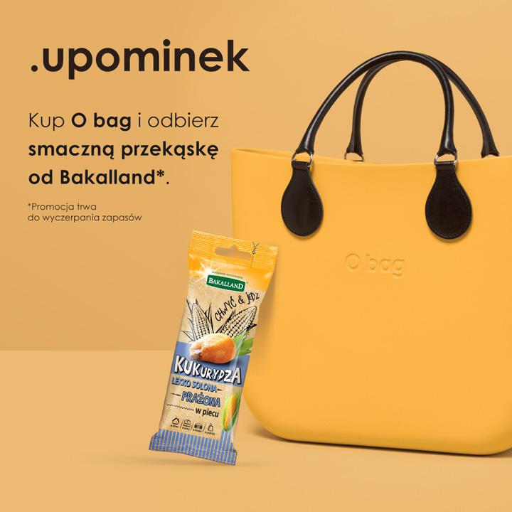 Bakalland_O bag_ Promocja
