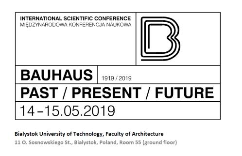 Międzynarodowa Konferencja Naukowa Bauhaus_14-15.05.2019.png