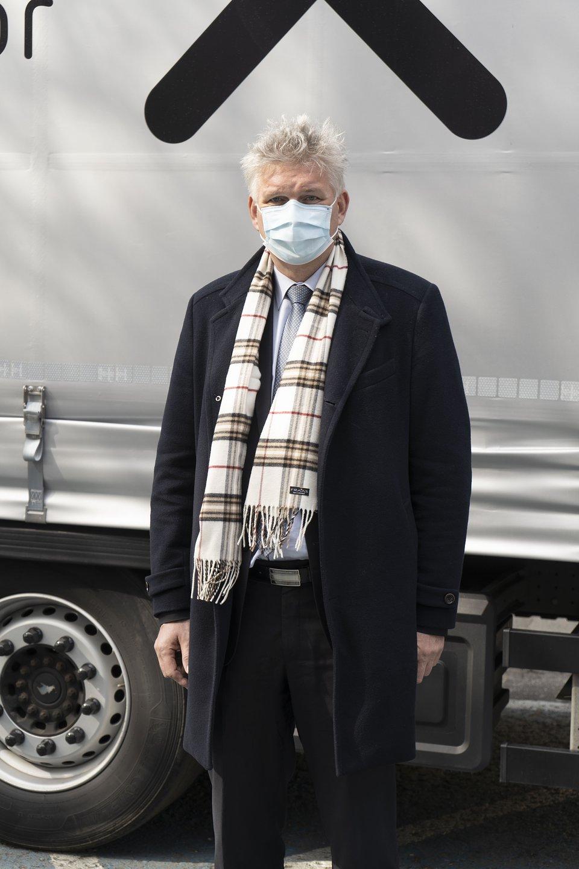 Wojciech Konieczny, dyrektor Miejskiego Szpitala Zespolonego
