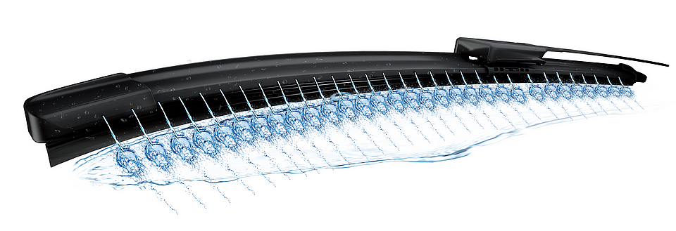 Wycieraczki Aquablade™