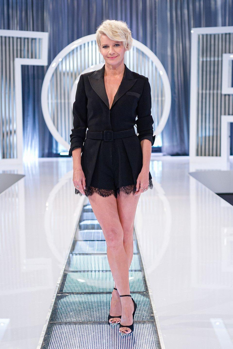 Małgorzata Kożuchowska, fot.: TVN/ Tomasz Urbanek