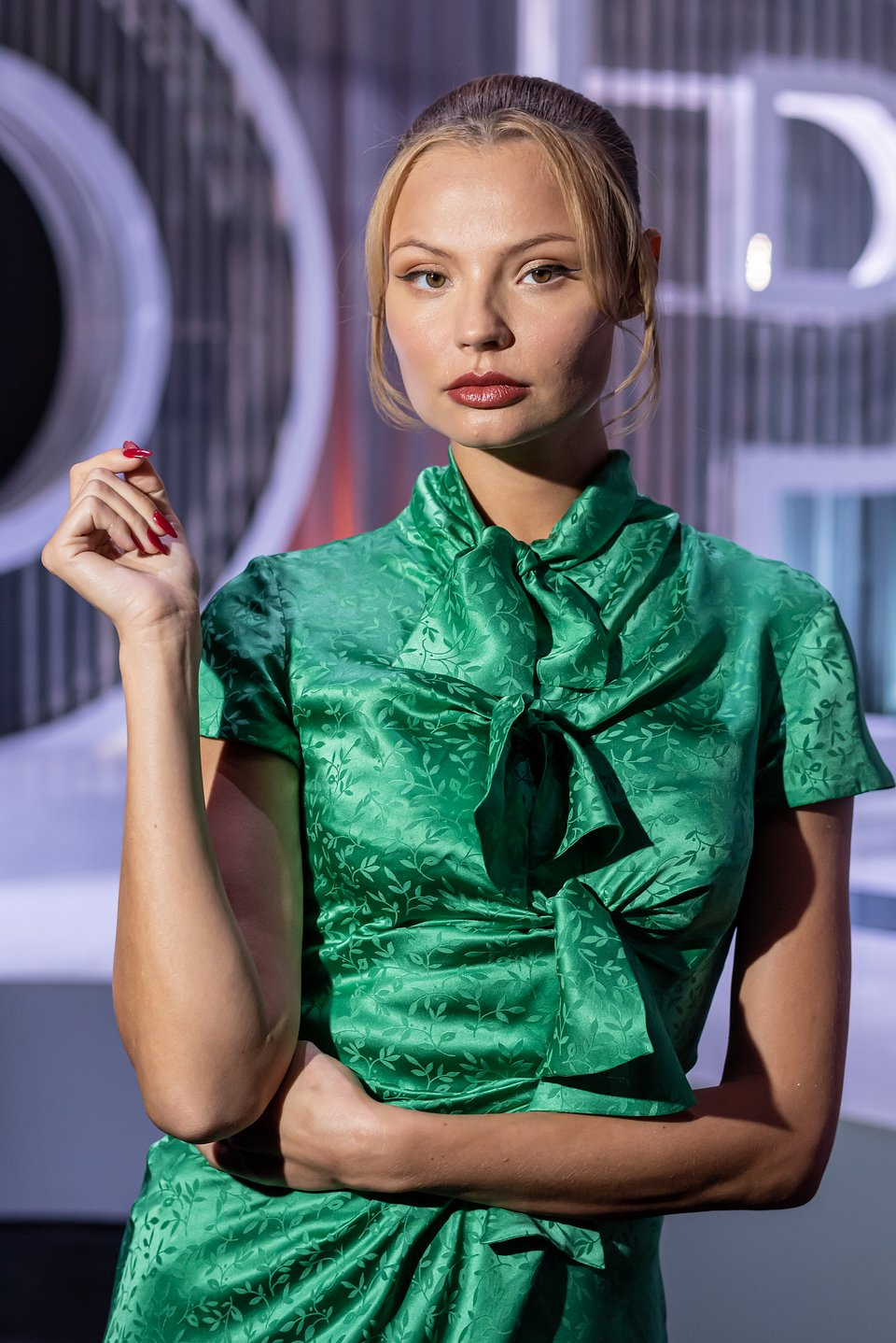 Magdalena Frąckowiak, fot.: TVN/ Piotr Filutowski