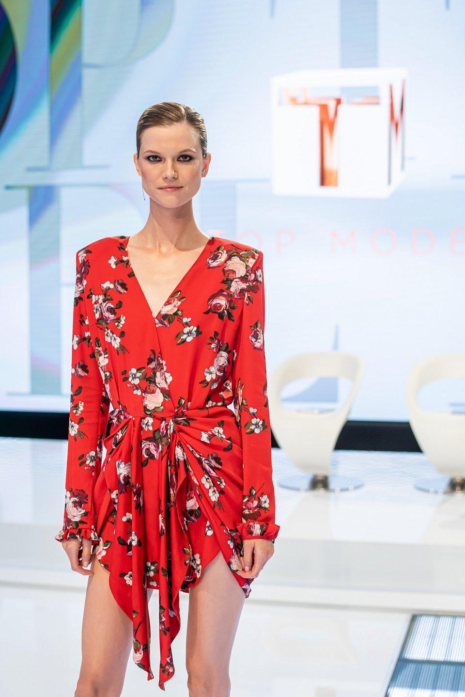 Kasia Struss, fot.: TVN/ Piotr Filutowski