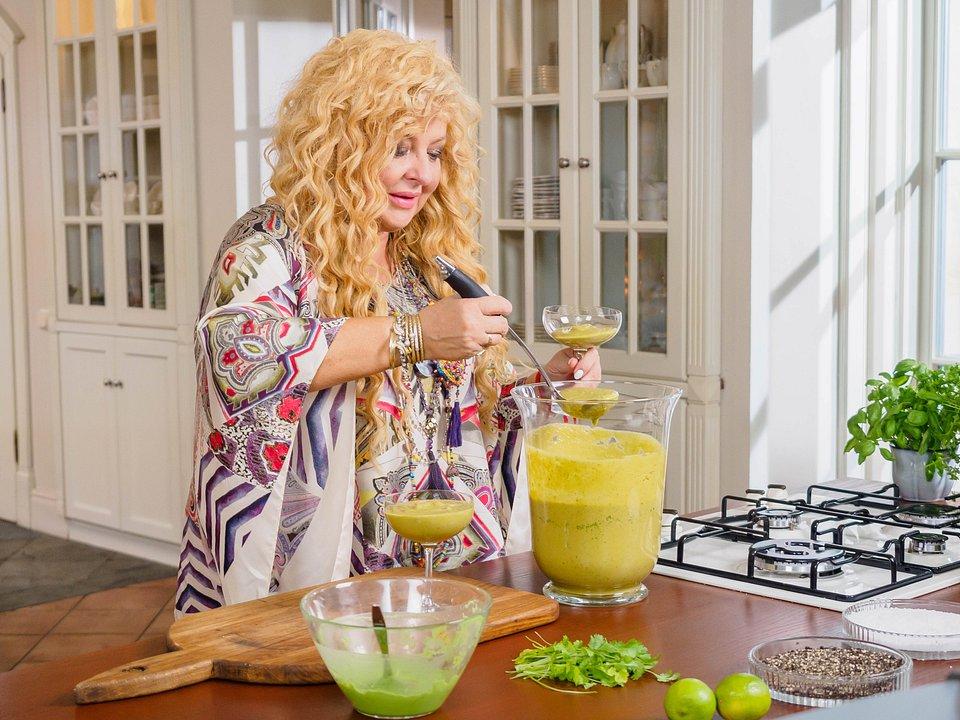 Sexy kuchnia Magdy Gessler, fot. T. Urbanek / East News