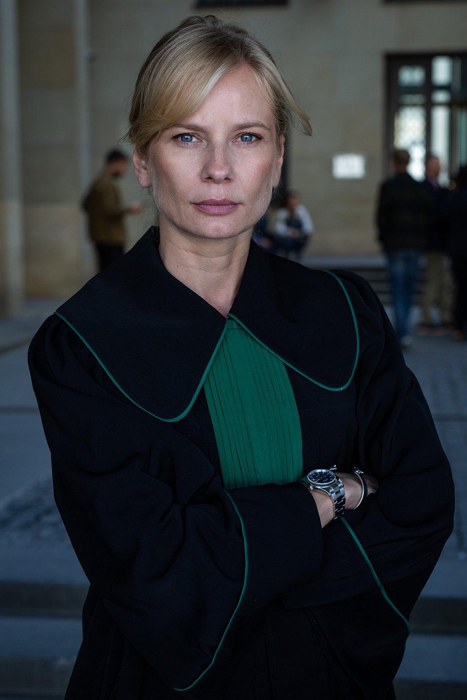 Magdalena Cielecka/Joanna Chyłka, fot.: TVN/ Agnieszka Jurek