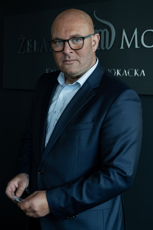 Szymon Bobrowski/Artur Żelazny, fot.: TVN/ Agnieszka Jurek
