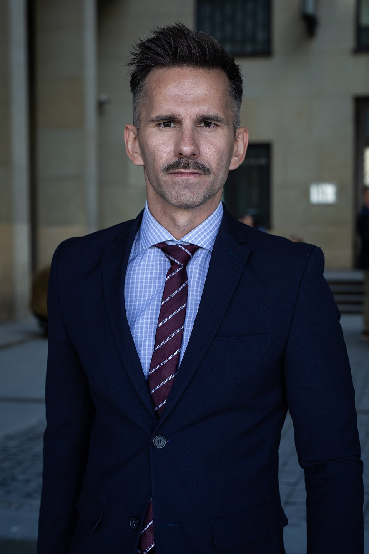 Marcin Bosak/Karol Rejchert, fot.: TVN/ Agnieszka Jurek