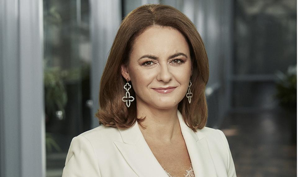 Dominika Stępińska-Duch, Członek Zarządu