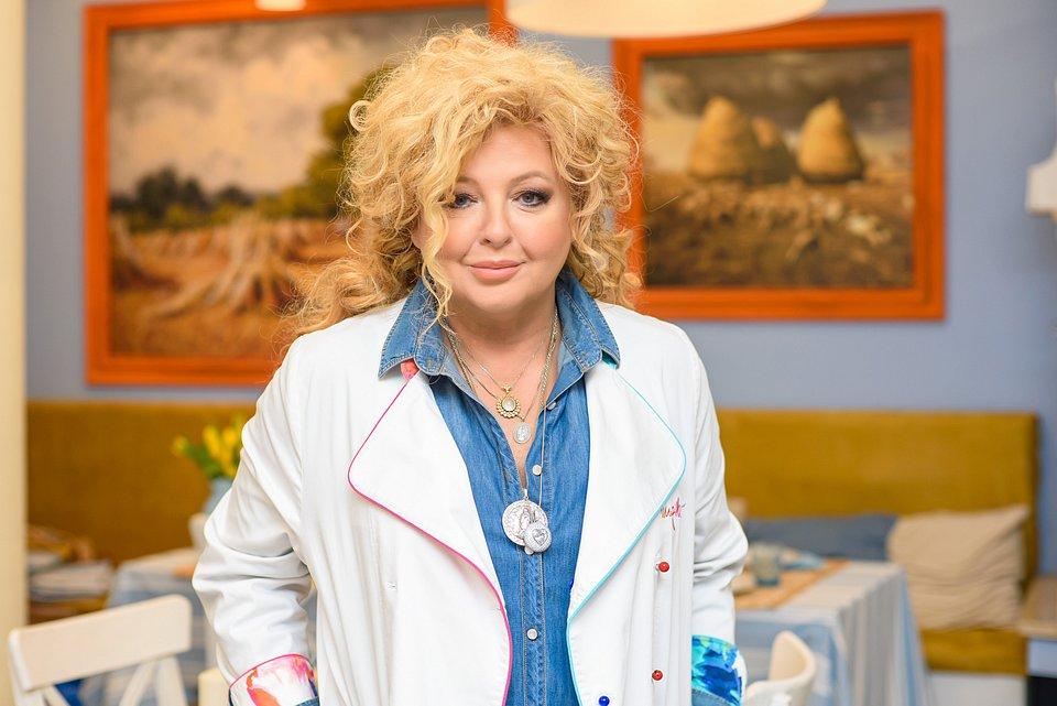 Magda Gessler; fot. TVN