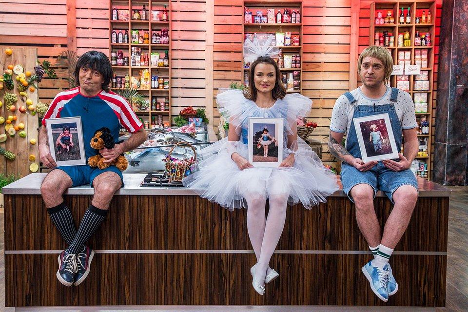 Michel Moran, Anna Starmach i Mateusz Gessler (fot. TVN/Michał Stawowiak NEWSPIX)