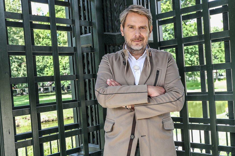 Wojciech Modest Amaro; fot. TVN/Michał Stawowiak