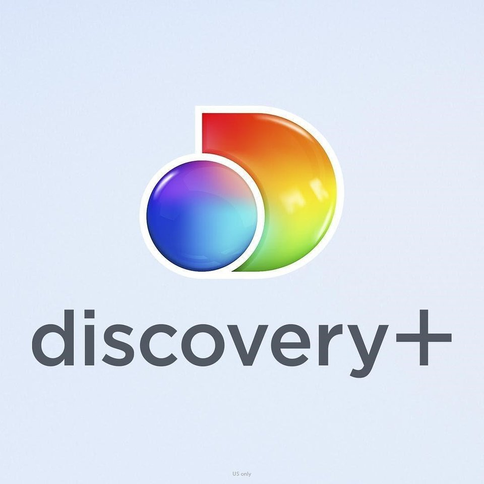 Logotyp discovery+