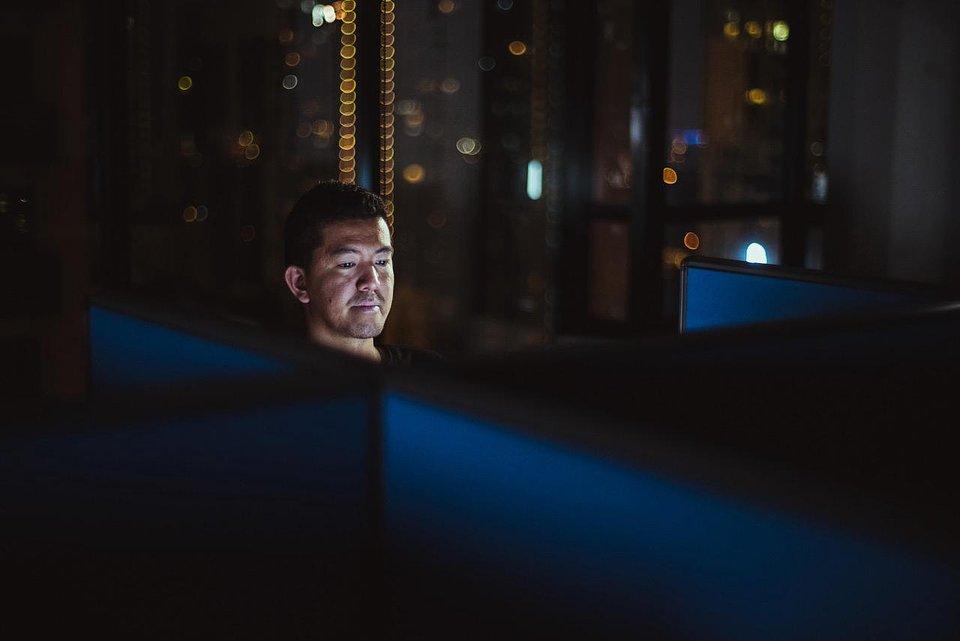 """Zdjęcie promujące film """"Czyściciele internetu"""", reż. Hans Block, Moritz Riesewieck/Niemcy, Brazylia/2018"""