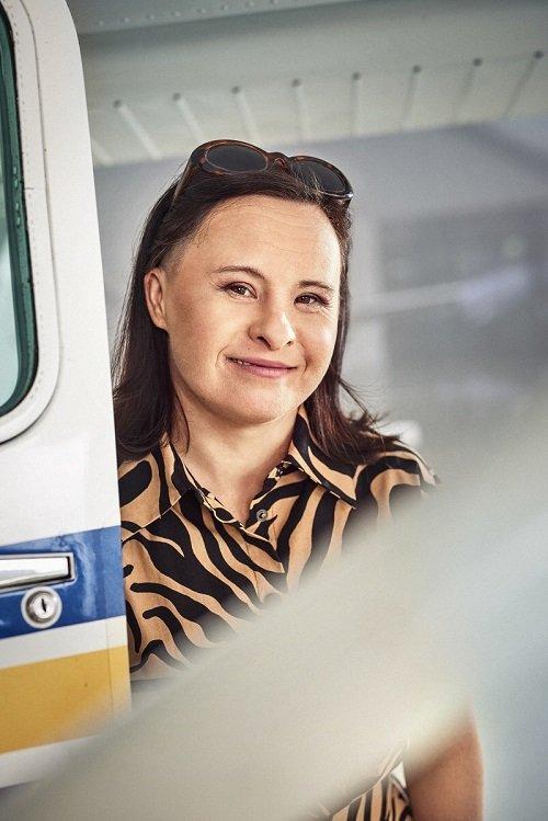 Daria Kawalec, fot. TVN / A. Dragan