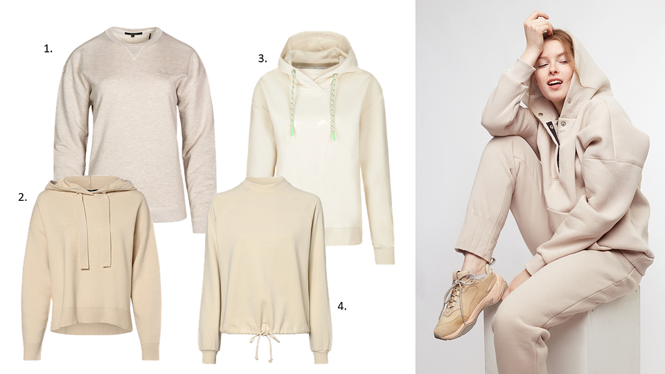 Wszystkie modele dostępne na domodi.pl: 1. Pepe Jeans; 2. Vero Moda; 3. Desigual; 4. Vero Moda.