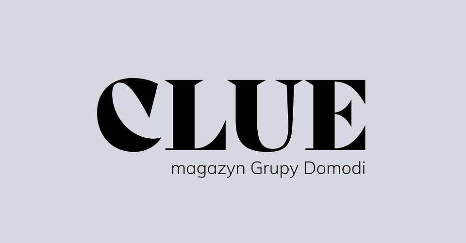 mat. prasowe CLUE