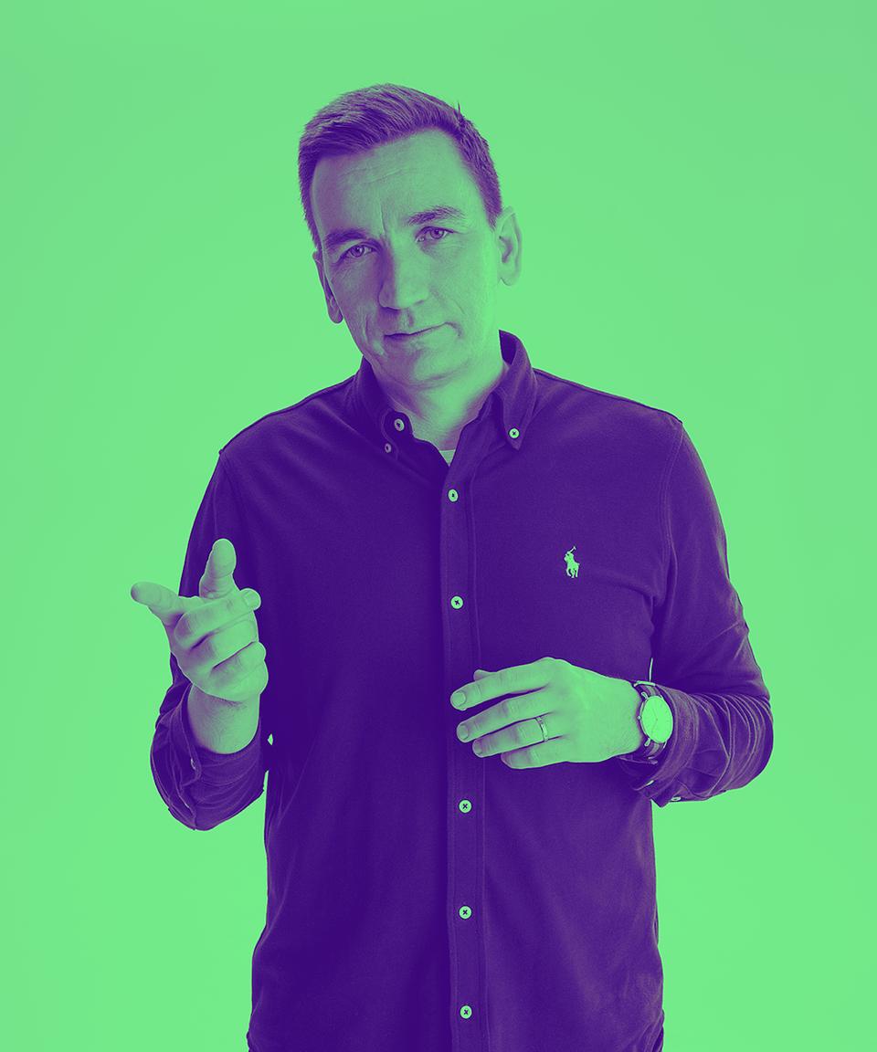 Marcin Mroczek, Creative Director Freundschaft