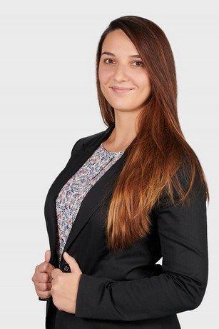 Nela Švancarová, Consultant BNP Paribas Real Estate