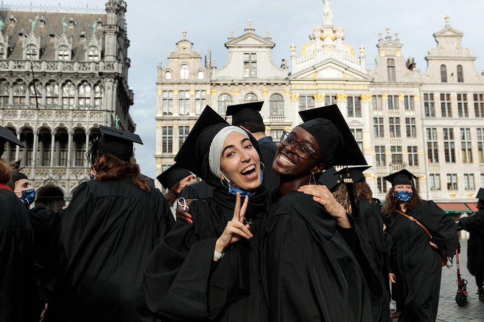 Photo: Université libre de Bruxelles