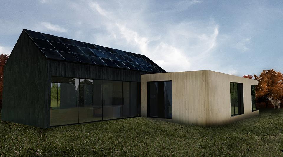 HONOURABLE MENTION - PROJECT: Moon House, DESIGNER: Iga Soczawa