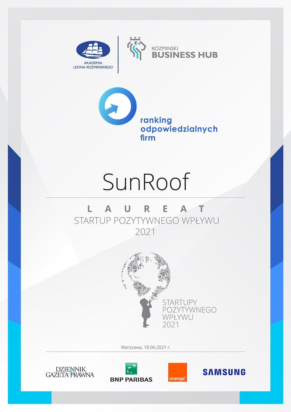 Certyfikat SunRoof_Startup pozytywnego wpływu.jpg