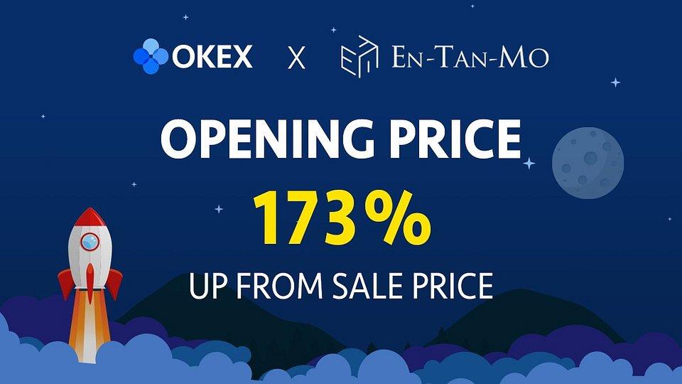 OK Jumpstart 3rd Token Sale Recorded 173% Surge