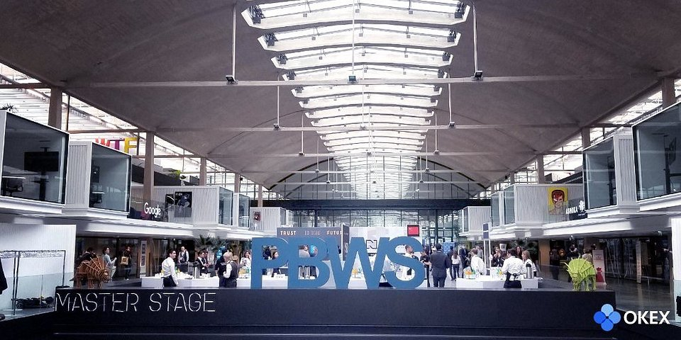 Paris Blockchain Week Summit. Station F, Paris.