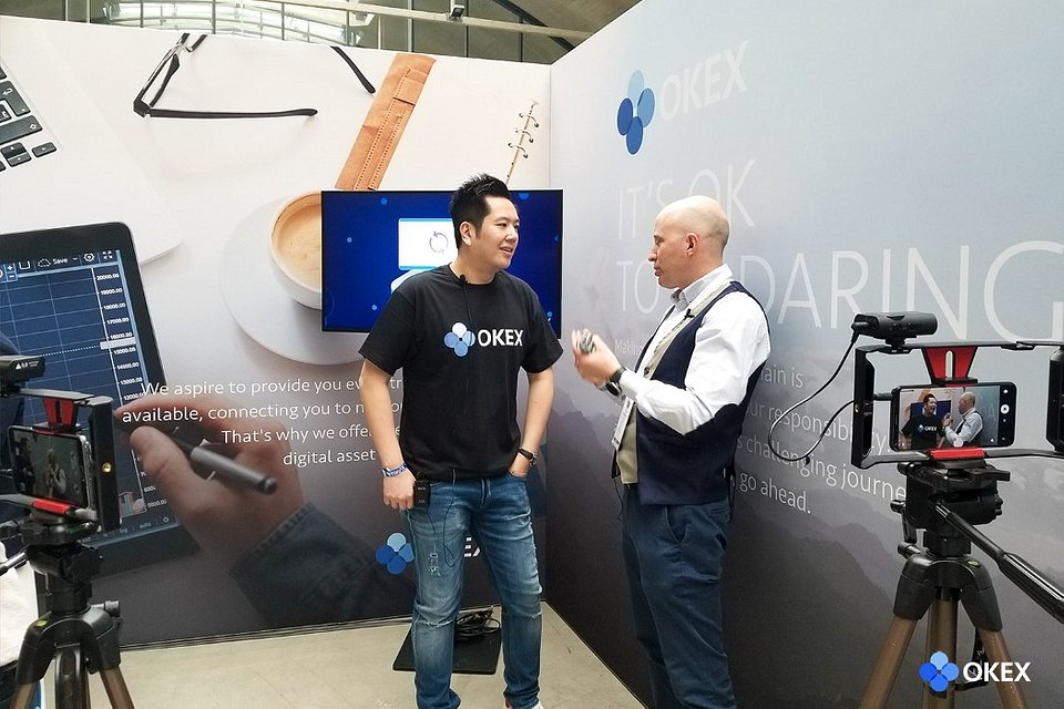 Our Head of Operations, Andy Cheung, was answering questions about the new IEO and the development of OKEx in an interview.