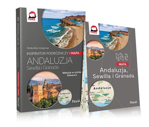 Andaluzja, Sewilla i Granada. Wakacje w rytmie flamenco, wyd. Pascal: https://bit.ly/2L9fkYT