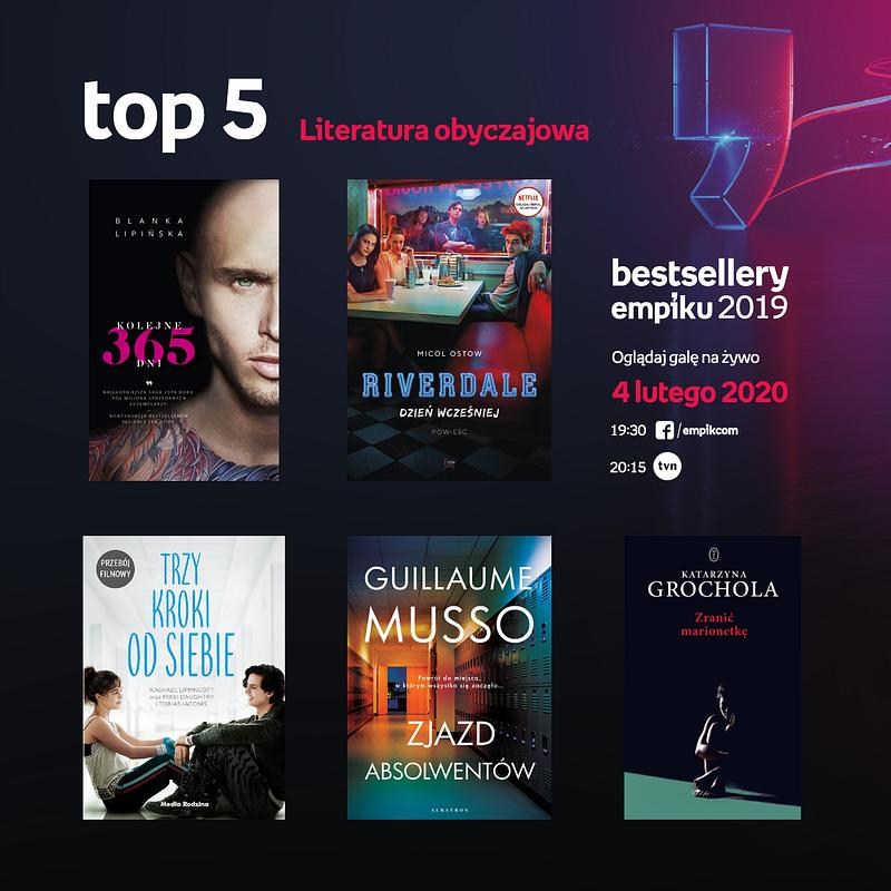 Bestsellery-Empiku-literatura obyczajowa-nominacje-TOP5.png