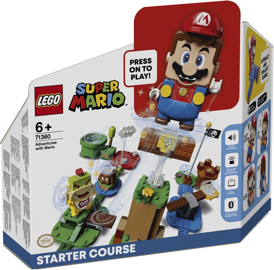 LEGO Super Mario, klocki Przygody z Mario, zestaw startowy 249 zł.jpg