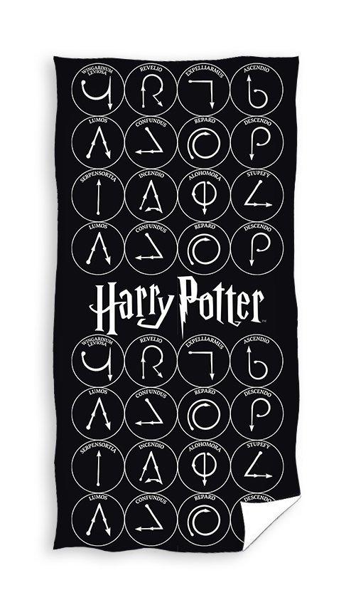 Carbotex, Harry Potter, Ręcznik dziecięcy, 70x140 cm 34,89 zł.jpg