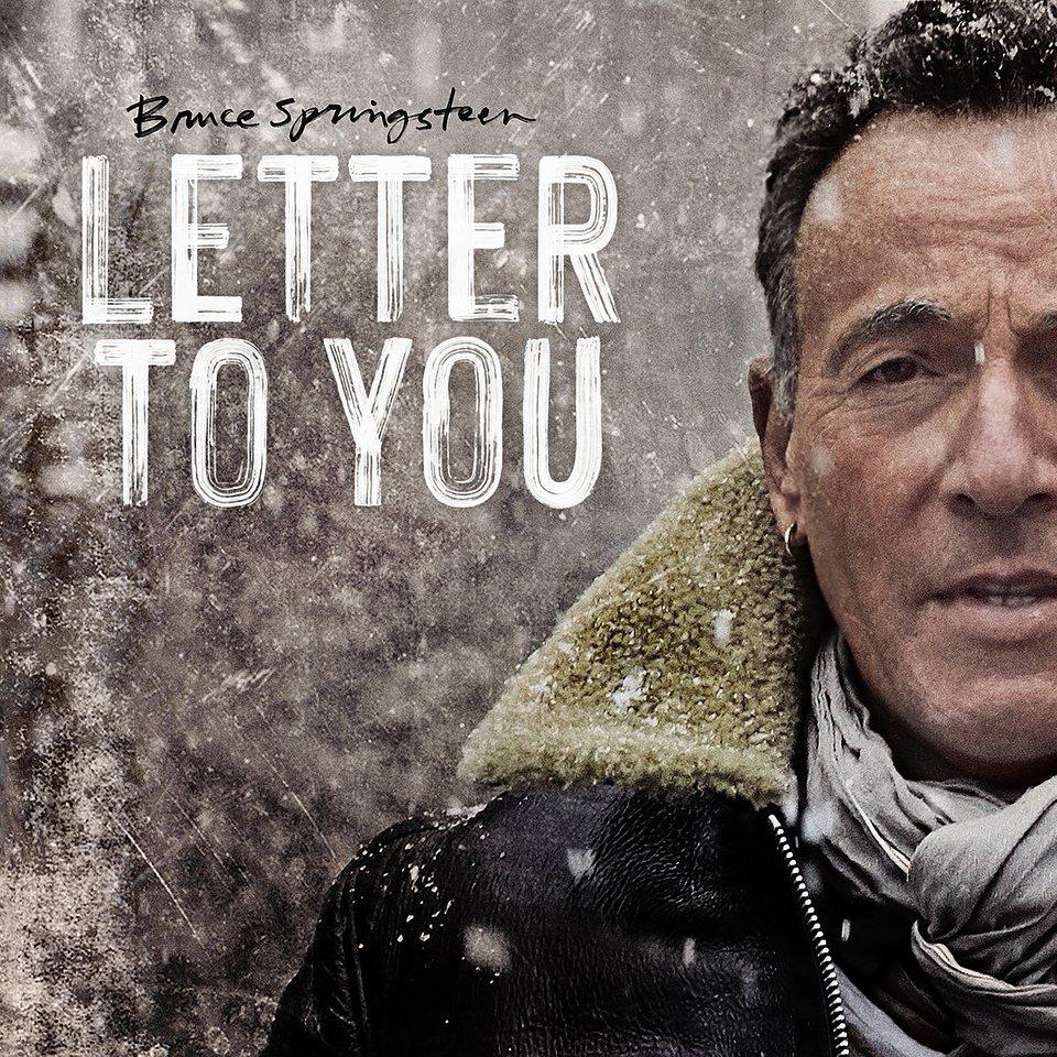Bruce Springsteen - Letter To You 57,99 zł.jpg