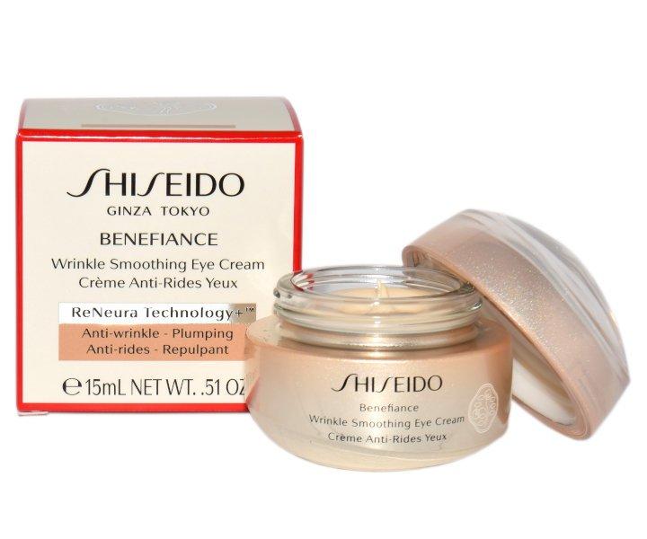 Shiseido, Benefiance, przeciwzmarszczkowy krem pod oczy, 15 ml 271,99 zł.jpg