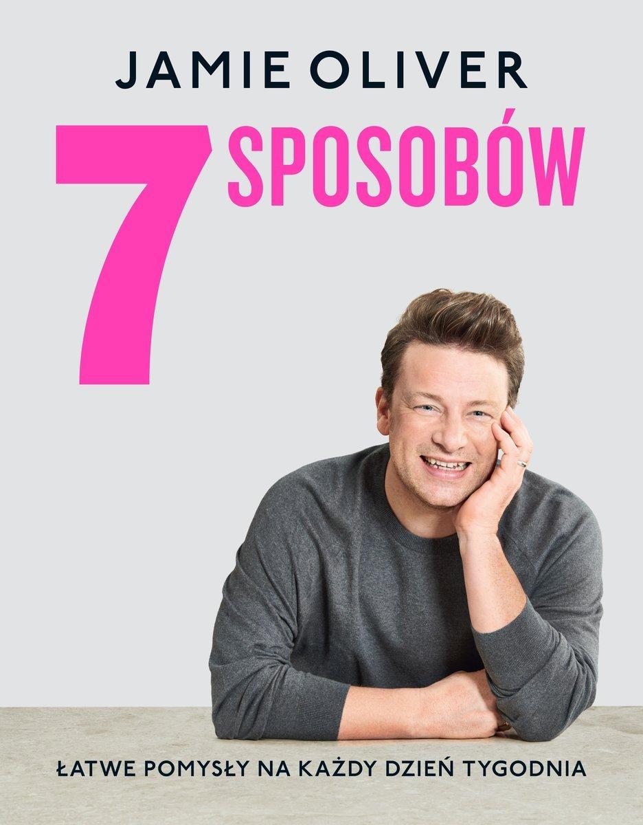 Jamie Oliver - 7 sposobów 69,99 zł.jpg