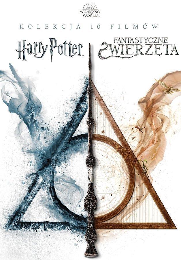 Kolekcja- Harry Potter Fantastyczne Zwierzęta (DVD) 212,99 zł.jpg