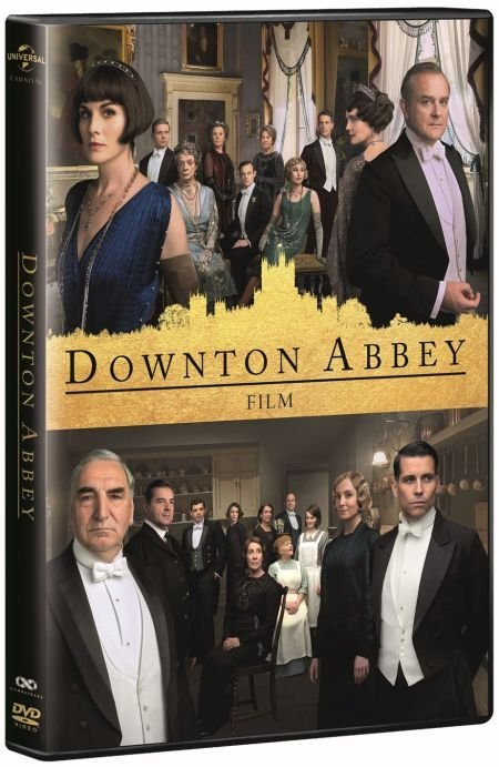 Downton Abbey. Film (DVD) 30,99 zł.jpg