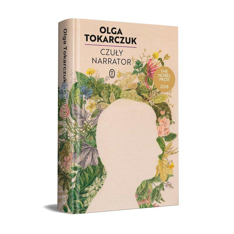 Olga Tokrczuk - Czuły narrator 44,90 zł.jpg