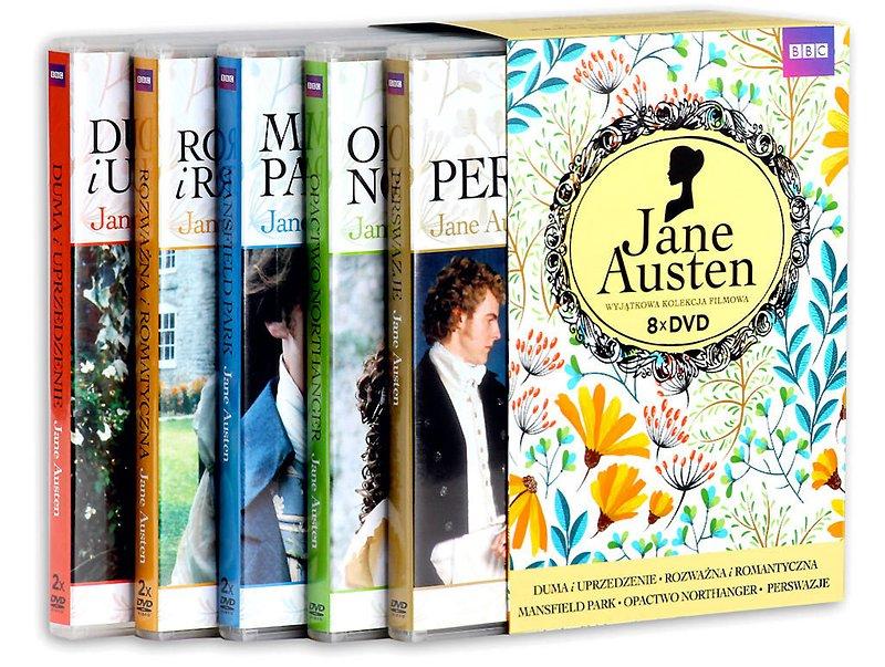 Filmowa kolekcja - Jane Austen 89,99 zł.jpg