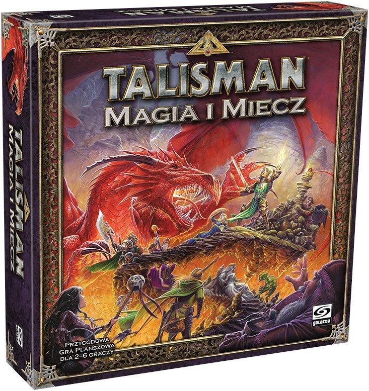 Galakta, gra przygodowa Talisman Magia i Miecz 209,99 zł.jpg