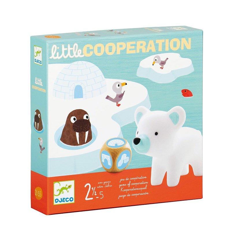 Djeco, gra planszowa Zwierzaki na Arktyce 74,50 zł.jpg