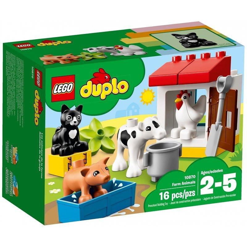 LEGO DUPLO, klocki Zwierzątka hodowlane 40 zł.jpg
