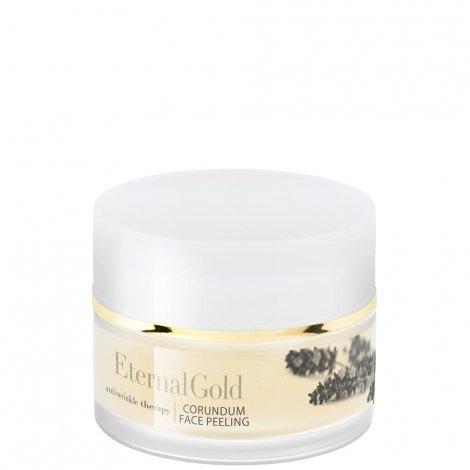 Organique, peeling korundowy dla skóry dojrzałej Eternal Gold, 50 ml 69,90 zł.jpg