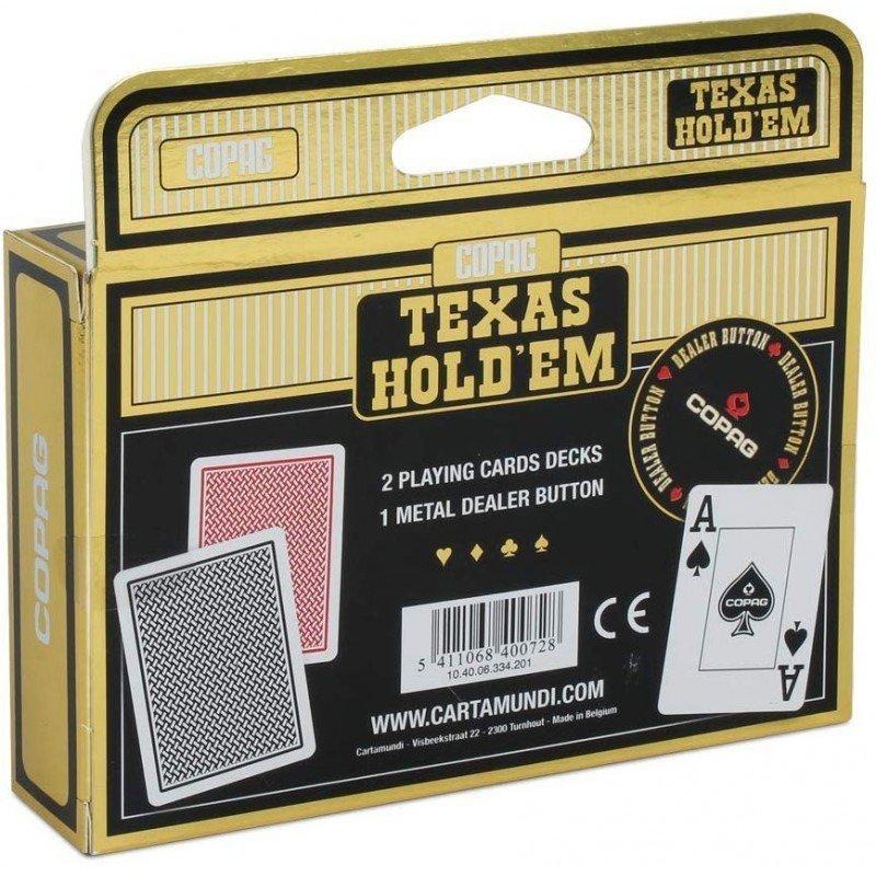 Karty Texas Holdem Zestaw 2 talii 71,99 zł.jpg
