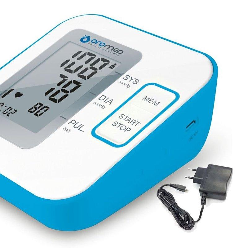 Ciśnieniomierz naramienny HI-TECH MEDICAL Compact ORO-N3 81,99 zł.jpg