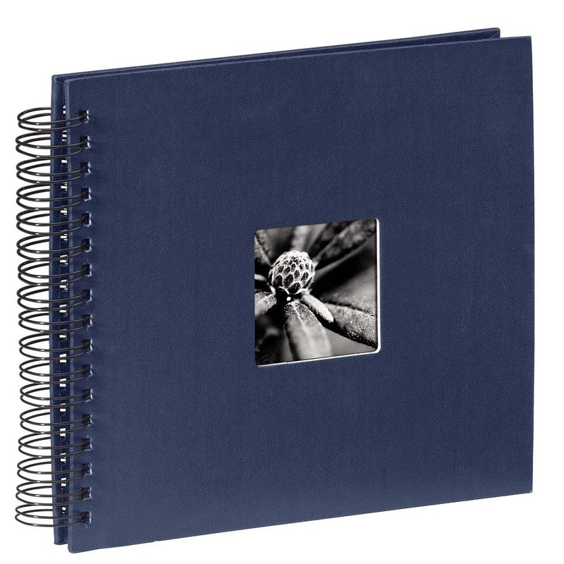 Fine Art, Album na zdjęcia, 50 stron, niebieski 28,99 zł.jpg